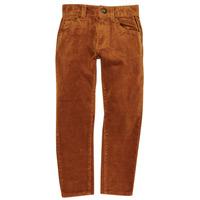 textil Dreng Lærredsbukser Catimini CR22024-64-C Brun