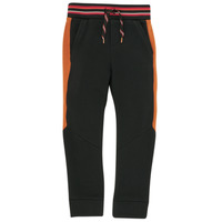 textil Dreng Træningsbukser Catimini CR23004-02-C Sort
