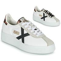 Sko Dame Lave sneakers Munich BARRU SKY Hvid