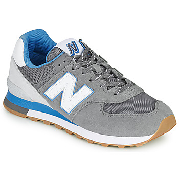 Sko Herre Lave sneakers New Balance 574 Grå / Blå