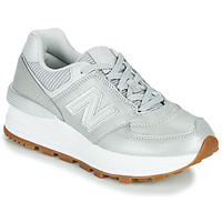 Sko Dame Lave sneakers New Balance 574 Grå