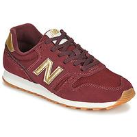Sko Dame Lave sneakers New Balance 373 Bordeaux