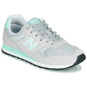 Sko Dame Lave sneakers New Balance 393 Grå