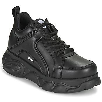 Sko Dame Lave sneakers Buffalo CORIN Sort