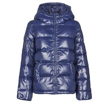 textil Dame Dynejakker Benetton 2EO0536G3 Marineblå