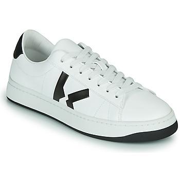 Sko Dame Lave sneakers Kenzo K LOGO Hvid