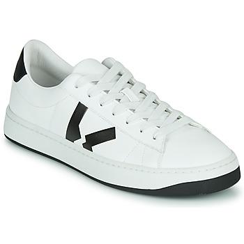 Sko Herre Lave sneakers Kenzo FA65SN170 Hvid