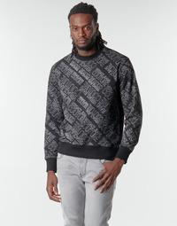 textil Herre Sweatshirts Versace Jeans Couture B7GZB7F5 Sort