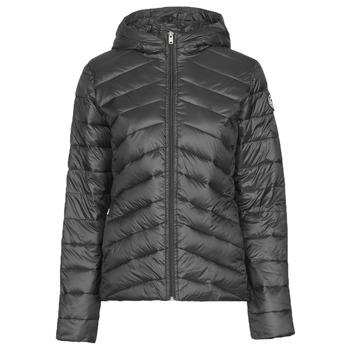 textil Dame Dynejakker Roxy COAST ROAD HOOD J JCKT KVJ0 Sort