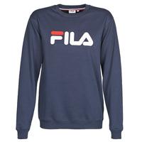 textil Sweatshirts Fila PURE Crew Sweat Blå / Mørk