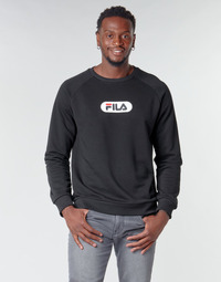 textil Herre Sweatshirts Fila BAHA RAGLAN CREW Sort
