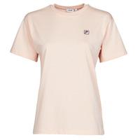 textil Dame T-shirts m. korte ærmer Fila 682319 Pink