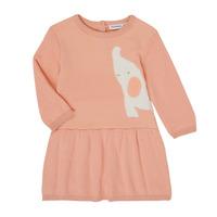 textil Pige Korte kjoler Noukie's Z050082 Pink