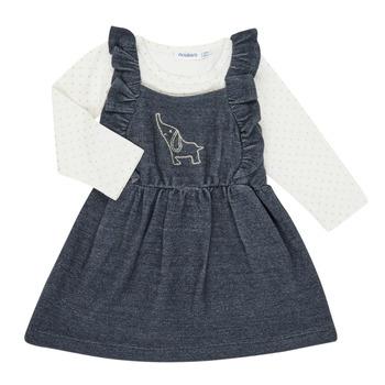 textil Pige Sæt Noukie's Z050379 Marineblå