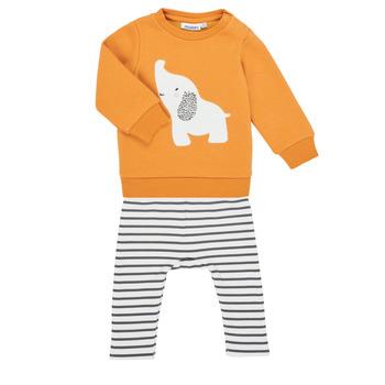 textil Pige Sæt Noukie's Z051372 Flerfarvet