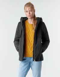 textil Dame Parkaer Geox MYRIA Sort