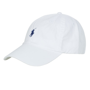 Accessories Herre Kasketter Polo Ralph Lauren COTTON CHINO SPORT CAP Hvid
