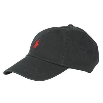 Accessories Herre Kasketter Polo Ralph Lauren COTTON CHINO SPORT CAP Sort