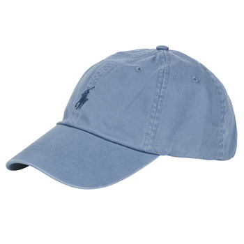 Accessories Herre Kasketter Polo Ralph Lauren COTTON CHINO SPORT CAP Blå / Himmelblå