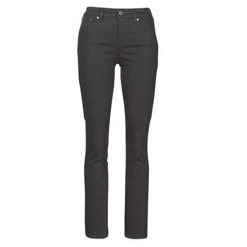 textil Dame Lige jeans Lauren Ralph Lauren PRM STRAIGHT Sort