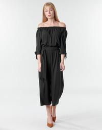 textil Dame Buksedragter / Overalls Lauren Ralph Lauren VANDRIN Sort