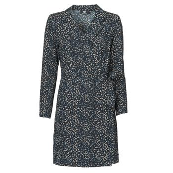 textil Dame Korte kjoler Le Temps des Cerises LEANE Blå