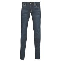 textil Herre Smalle jeans Le Temps des Cerises 711 JOGGA Blå