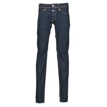 textil Herre Smalle jeans Le Temps des Cerises 711 APA Blå