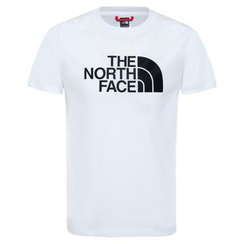 textil Dreng T-shirts m. korte ærmer The North Face EASY TEE Hvid