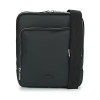 Tasker Herre Bæltetasker & clutch  Lacoste MEN'S CLASSIC CROSSOVER BAG Sort