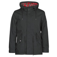 textil Herre Parkaer Harrington JIMMY Sort