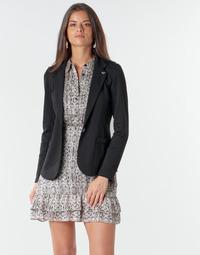 textil Dame Jakker / Blazere Les Petites Bombes ANNE Sort