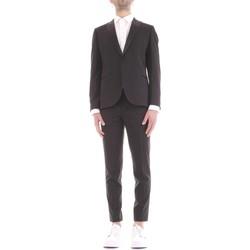 textil Herre Jakkesæt Mulish YAMAHA-AB213 Nero