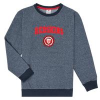 textil Dreng Sweatshirts Redskins SW-H20-04-NAVY Marineblå