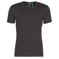 textil Herre T-shirts m. korte ærmer G-Star Raw PREMIUM 1 BY 1 O Sort