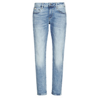 textil Dame Jeans - boyfriend G-Star Raw KATE BOYFRIEND WMN Blå
