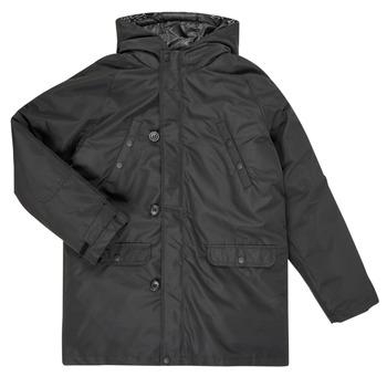 textil Dreng Dynejakker Guess L0BL08-WDEH0-JBLK Sort