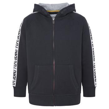 textil Dreng Sweatshirts Pepe jeans EZRA Marineblå