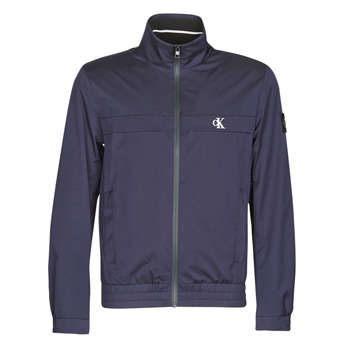 textil Herre Jakker Calvin Klein Jeans ZIP UP HARRINGTON Marineblå