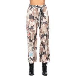 textil Dame Løstsiddende bukser / Haremsbukser Relish SEDRE Camouflage