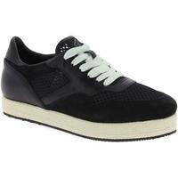 Sko Dame Lave sneakers Hogan HXW2680R7108TCB999 nero