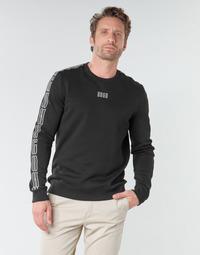 textil Herre Sweatshirts HUGO DOBY203 Sort