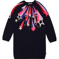 textil Pige Korte kjoler Billieblush / Billybandit U12583 Blå