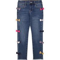 textil Pige Smalle jeans Billieblush / Billybandit U14406 Blå
