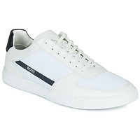 Sko Herre Lave sneakers BOSS COSMOPOOL TENN MXME Hvid
