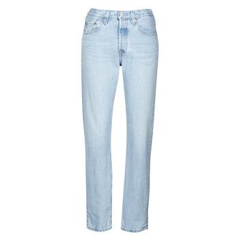 textil Dame Jeans - boyfriend Levi's 501 CROP Luxor