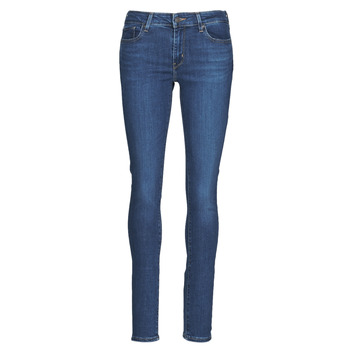 textil Dame Jeans - skinny Levi's 711 SKINNY Life