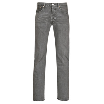 textil Herre Lige jeans Levi's 501 Levi's ORIGINAL FIT Grå
