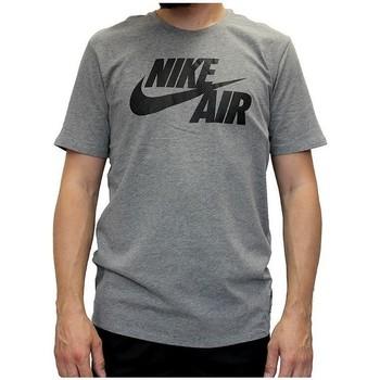 textil Herre T-shirts m. korte ærmer Nike Air Tee Grå