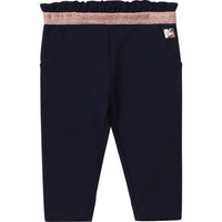 textil Pige Lærredsbukser Carrément Beau Y94194 Blå